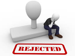 How to Learn from Being Rejected