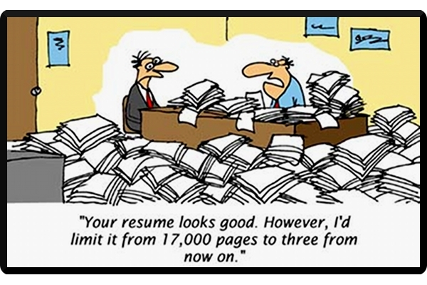 stupid resume mistakes