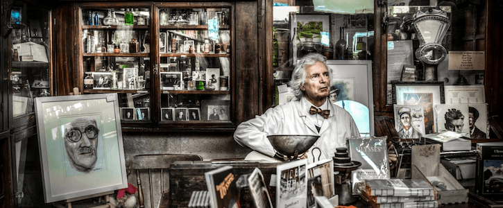 The Job Market for Pharmacists Is Rapidly Changing, and It's Not Because of Silicon Valley