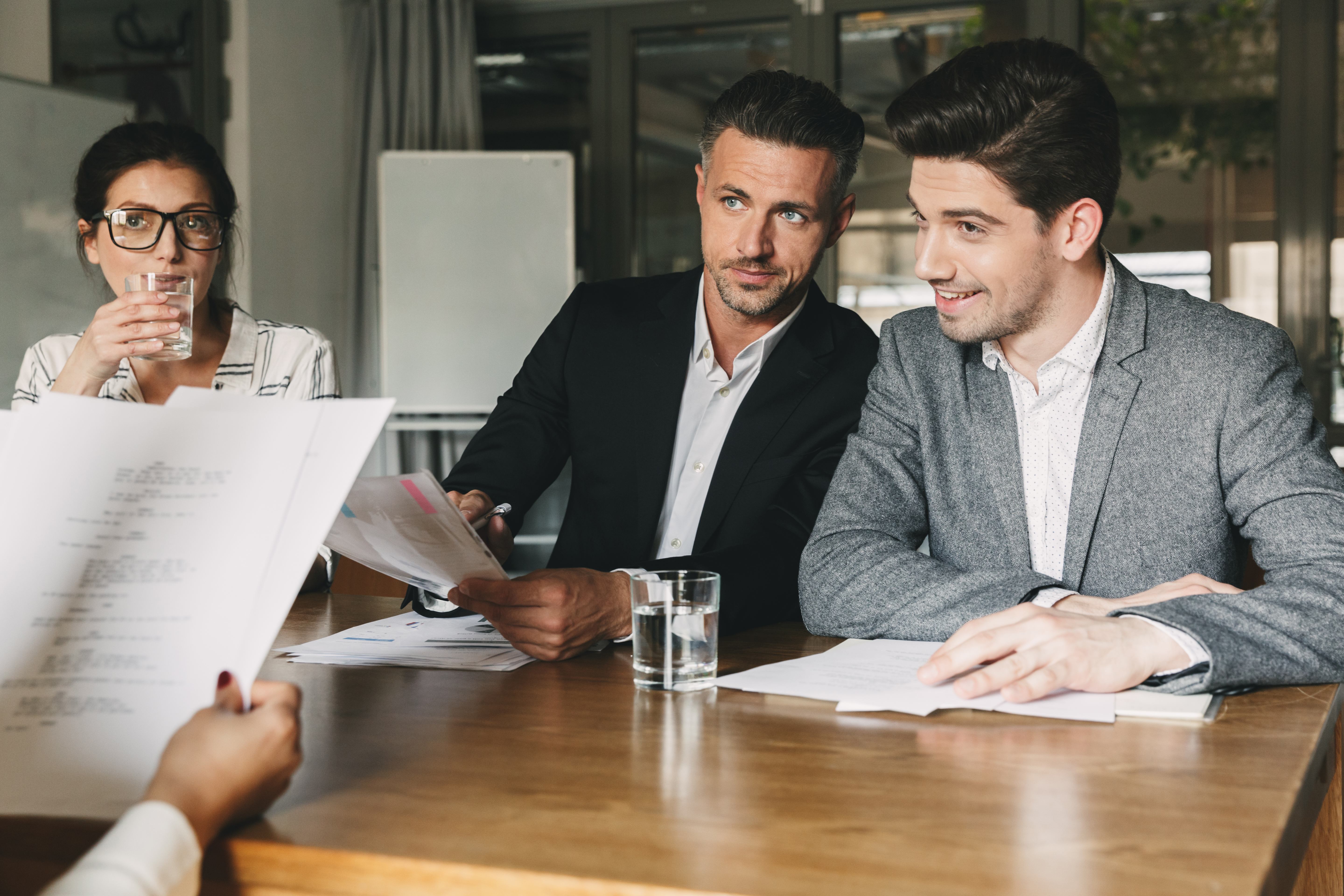 How to Get Noticed By Corporate Recruiters